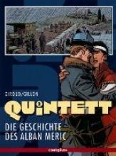 Bonin, Cyril Quintett 2 - Die Geschichte des Alban Mric