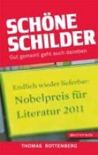 Rottenberg, Thomas Schne Schilder