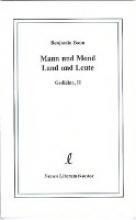 Bonn, Benjamin Mann und Mond, Land und Leute