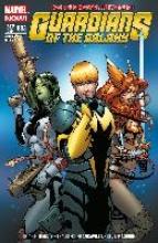 Bendis, Brian Michael Guardians of the Galaxy 03. Kampf um die Erde