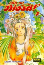Fujishima, Kosuke Ah, mi diosa 3 Oh My Goddess! 3