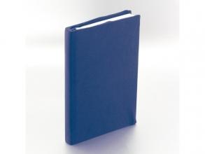 K-58701 , Rekbare boekenkaft donkerblauw a5 4 stuks
