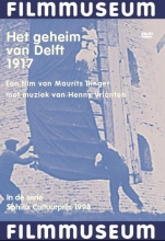 Het Geheim Van Delft is een spectaculaire productie van de beroemde Haarlemse Filmfabriek Hollandia. De hoofdrollen worden vertolkt door Nederlands eerste filmdiva Annie Bos en de jonge Lily Bouwmeester.