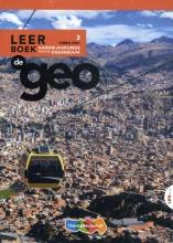 , De Geo LRN-line online + boek 2 vmbo-kgt | LIFO-totaal