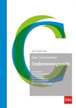 , Sdu Commentaar Ondernemingsrecht. Editie 2020-2021
