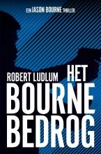 Robert Ludlum , Het Bourne bedrog (POD)
