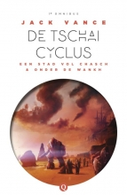 Jack Vance , De Tschai-cyclus: Een stad vol Chasch & onder de Wankh