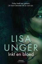Lisa  Unger Inkt en bloed
