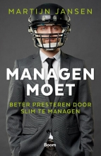 Martijn  Jansen Managen moet