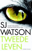 SJ  Watson Tweede leven