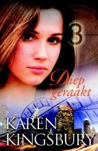 Karen  Kingsbury Diep geraakt - Het witte doek 3