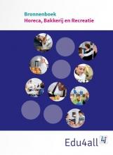 Wout  Verveer Bronnenboek Horeca, Bakkerij en Recreatie