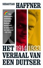 Sebastian Haffner , Het verhaal van een Duitser 1914-1933