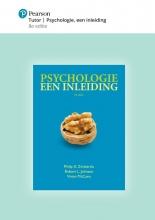 Vivian McCann Philip Zimbardo  Robert L. Johnson, Tutor Psychologie, een inleiding
