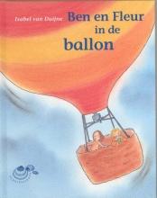 Isabel van Duijne , Ben en Fleur in de ballon