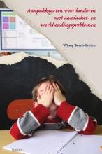 Winny Bosch-Sthijns , Aanpakkaarten voor kinderen met aandachts- en werkhoudingsproblemen