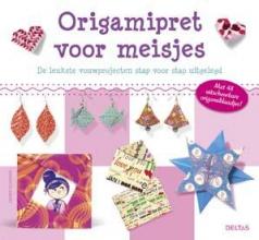 Didier  Boursin Origamipret voor meisjes
