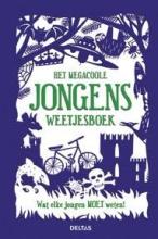 Lottie  Stride Het megacoole jongens weetjesboek