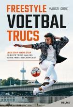 Marcel Gurk , Freestyle voetbaltrucs