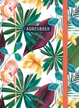 ZNU , Adresboek (klein) - Tropical