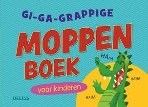 E.A. de Jager Gi-ga-grappige moppenboek voor kinderen Set 3 ex.