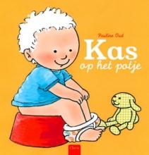 Pauline  Oud Kas op het potje