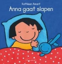 Kathleen Amant Anna gaat slapen