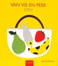 Xavier  Deneux Van vis en peer. Eten