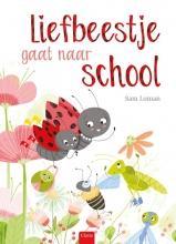 Sam  Loman Liefbeestje gaat naar school