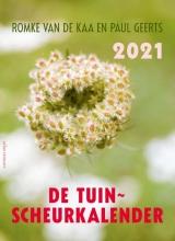 Paul Geerts Romke van de Kaa, De tuinscheurkalender 2021