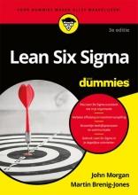 Martin Brenig-Jones John Morgan, Lean Six Sigma voor dummies