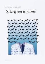 Thomas Verbogt , Schrijven is ritme
