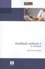 Marc  Bockstaele Handboek verhoren 1