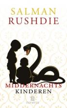 Salman  Rushdie Middernachtskinderen