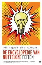 Hein  Meijers, Simon  Rozendaal De Encyclopedie van nutteloze feiten