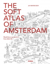 Jan  Rothuizen The soft atlas of Amsterdam
