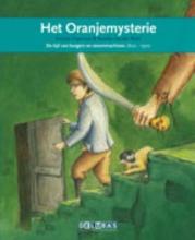 Greetje  Vagevuur Terugblikken leesboeken Het Oranjemysterie