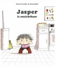 Cuvellier, Vincent Jasper is onzichtbaar