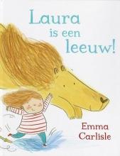 Emma  Carlisle Laura is een leeuw