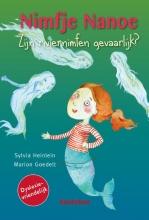 Sylvia  Heinlein Vaantjes Nimfje Nanoe. Zijn riviernimfen gevaarlijk?