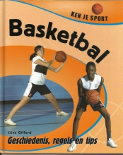 Clive  Gifford Basketbal