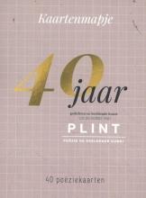 , Plint 40 poëziekaarten uit 40 jaar plint