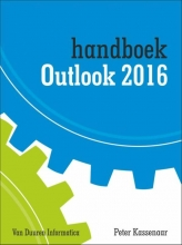 Peter Kassenaar , Handboek Outlook 2016