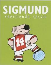Peter de Wit Sigmund veertiende sessie