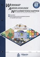 Jef Wauters Kris Cox  Reinhilde Leysen  Jef Thys  Marc van Boven, werkmap Aardrijkskunde 6T
