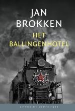Jan  Brokken Het ballingenhotel (set 10 exx)