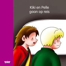 Jeannette Lodeweges , Kiki en Pelle gaan op reis