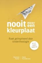 Henk Kuindersma Maartien Hutter, Nooit meer een kleurplaat