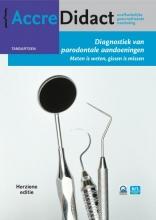 Fridus van der Weijden , Diagnostiek van parodontale aandoeningen