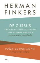 Herman  Finkers De cursus omgaan met teleurstellingen gaat wederom niet door